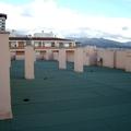 Impermeabilización de terrazas.