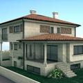 Infografia de vivienda 3D