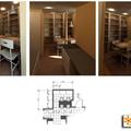 Infografía interior. Reforma office