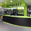 Proyecto mobiliario Infomarkt (Vélez-Rubio)