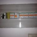 Instalacion caja de icp interior cuadro