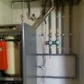 Instalacion caldera condensacion  para suelo radiante
