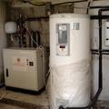 Instalacion con Capsolar Cst de energias renovables en unifamiliar
