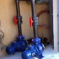 Instalación de Bombas para aspiración de drenaje