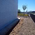 Instalación de riego por medios manuales