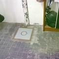 instalacion de una tapa de arqueta en el garaje