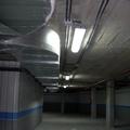 Instalación eléctrica así como ventilación y ventilación forzada en garaje El escorial.