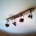 Reformas de la instalación eléctrica e iluminación LED en vivienda