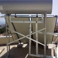 Instalación equipo solar Termosifónico.