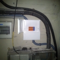 Instalación finalizada sobretensiones