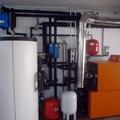 Instalacion solar ACS Calefacción