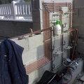 Instalaciones de gas comunitarias.