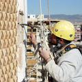 ITE ( Inspección Técnica de Edificio ) en el forjado