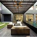 La terraza donde relajarnos