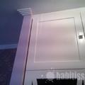 Lacado altillos de armario vestidor
