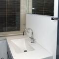 lavabo en baño reformado