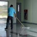 Limpieza con Mopa tratada
