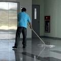 Limpieza con mopa
