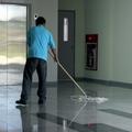 limpieza de bloques de oficinas