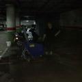 limpieza de parking de 4500m2