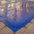 lona limpia piscina comunidad