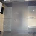 Mampara vidrio