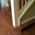 Mamperlanes y terminaciones de escalera