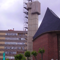 Mantenimiento de edificios.