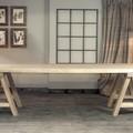 Mesa de comedor Mà de fusta