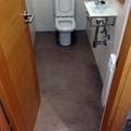 microcemento en baño 2