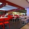 Mobiliario de hosteleria: Silla Lisboa y Mesa Net