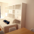 Mobiliario para apartamento de 45 m2.