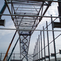Montaje estructura nave 1