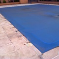 montaje lona piscina comunidad