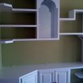 Mueble de escayola