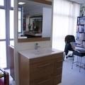 Mueble de serie roble