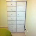 Mueble dormitorio acabado