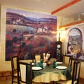 Mural restaurante