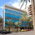 Muro cortina Biomedicina Valencia