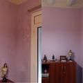 Enyesado y pintura de despacho de abogada