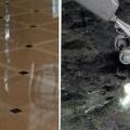 Abrillantado/vitrificado de suelos