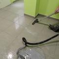 neteja del terra abans de montar mobles