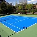Rehabilitacion pista de tenis urbanizacion