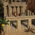 Construcciones en miniatura, casas, belenes, castillos, Maquetas.