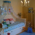 Dormitorio pequeña princesa