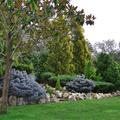 Jardín en el Encinar de los Reyes