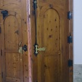 Barnizado de puerta