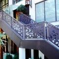 Barandilla de diseño restaurante Madrid