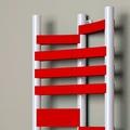 Needo secatoallas Tower Rail rojo