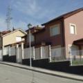 Ejecución de viviendas adosadas en Avilés.